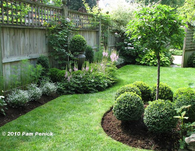 Garden Design With Shrubs : Huge landscape idea landscaping bushes shrubs boxwood