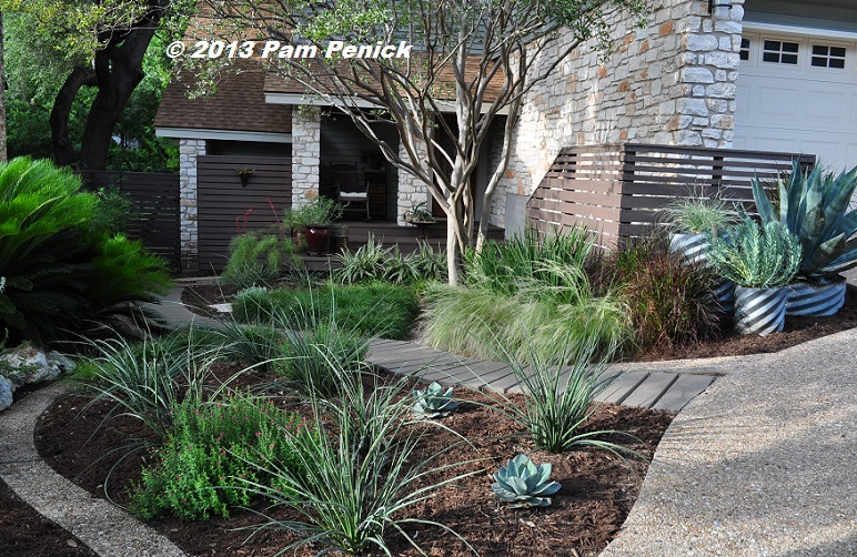 No lawn front landscaping joy studio design gallery - Craigslist farm and garden austin texas ...